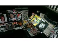 40 David bowie original magazines all mint