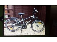 FREEGO ELECTRIC BIKE.. 16AH 36V..UP TO 40-50 MILES WITH PEDAL ASSIST.7 SPEED..9E O