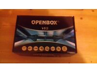 Sky open box v9 s 3 year gift just opened to install channels
