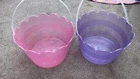 Children's Buckets