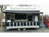 Catering trailer £2800