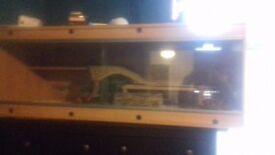 5 foot reptile tank