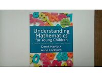 Understanding Mathematics for Young Children A guide for Foundation Stage & Lower Primary Teachers