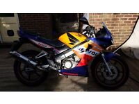 Honda CBR 125/R/125CC Selling as spare or repair/Parts.
