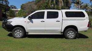 2012 Toyota Hilux Ute Hay Point Mackay Surrounds Preview
