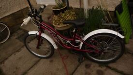 **Kids**Apollo Ivory Bike ** 6 Speed **