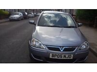 Vauxhall Corsa, 1.2, 2005, Manual, Silver, 3 door, 26,072 Miles