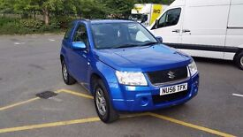 Suzuki Grand Vitara 06 1.6 4x4 Mot October 2017 35000 miles,3 MONTHS WARRANTY + BREAKDOWN RECOVERY