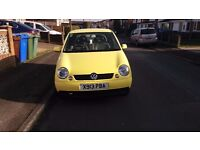 VW LUPO, 3 LADY OWNERS, GENUINE MILEAGE, 12 MONTH MOT