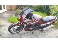 Kawasaki GPZ 500S 1998 spares/repairs project