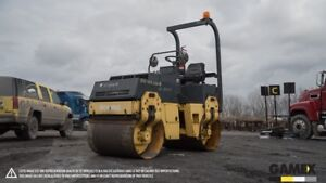 1999 BOMAG BW100AD-3 ROAD ROLLER
