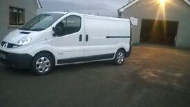 2013 RENAULT TRAFIC LOW MILE FULL SERIVCE HISTORY LWB