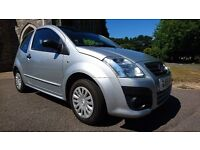 Citroen C2 1.1 VTR 3d 60 BHP FULL SERVICE HISTORY MOT UNTIL 31/07/2017 FANTASTIC LITTLE DRIVE