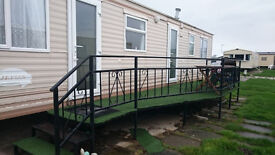3BED CARAVAN PRESTHAVEN SANDS