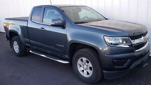 2015 Chevrolet Colorado 2WT EXT CAB 2WD - One Owner