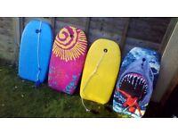 4 Child's body board