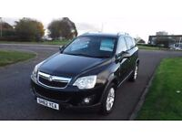 VAUXHALL ANTARA 2.2EXCLUSIV CDTI 4WD,2012,Alloys,Privacy Glass,Full Vauxhall History,Spotless 4x4