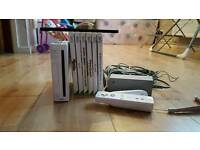 Wii with 7 games