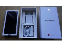 Huawei P20 BLACK in Box, Brand New, Unused, 128GB