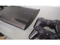PS3 ULTRASLIM 500GB + GAMES
