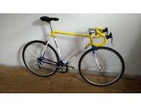 Vintage Retro Road Racing Bike Serviced Giant 80s 90s