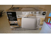 New 2 Slice Toaster