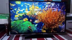 "JVC 40"" Smart TV. Full HD. 'Like new condition'."