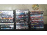 DVD Collection Movies 55+