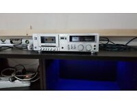Technics Vintage Cassette deck M205