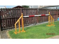 HORSE and PONY JUMPS for sale.