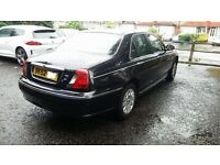 Rover 75 Diesel manual very good condition 4dr mot Expired 23/10/2016 Car start and drive