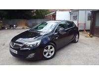 Vauxhall Astra 1.7 CDTi ecoFLEX 16v SRi 5dr