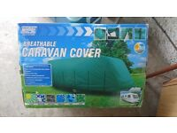 Caravan Cover - Maypole MP9534 ( Green ) - New / Boxed / Never Used