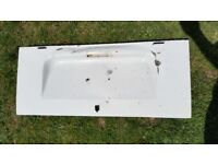 Vw t2 early bay engine lid 68 - 71