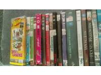 Used DVDS and box sets various priced