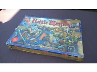Battle Masters - MB Games - Board Game / War Game - Painted and incomplete (read description)