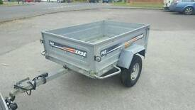 erde trailer 142 5 by 4 in good condition