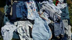 Baby clothes bundle 0-6 months boy girl