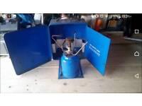 Super Bleuet vintage camping stove