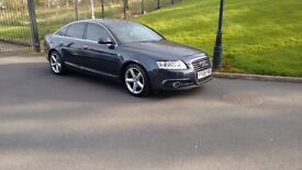 Top of the Range Limited Edition Audi A6 S Line