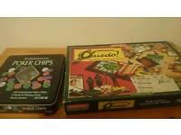 table games cluedo poker