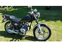 2012 125cc. Engine runs but bike needs work. Read notes before calling. Can deliver