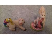 Piggin ornaments