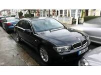 Bmw 7 series 730i new mit full servic hystori px swap