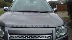 Landrover Freelander 2