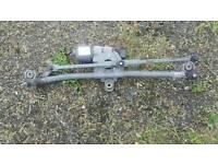 Vw golf mk4 bora wiper motor and linkage