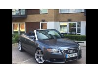 Audi A4 sline convertible for sale