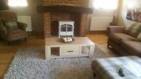 Next Oak Coffee Table RRP £275