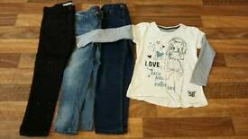 Girls age 6-7 years clothes bundle