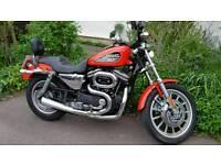 Harley davidson 883r anniversary '03